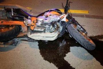 При ДТП в Нефтчале погиб мотоциклист