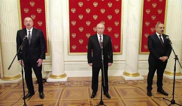 Московская встреча: очередной успех Азербайджана  - [color=red]АНАЛИТИКА[/color]