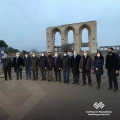Делегация ICESCO побывала в освобожденных от оккупации территориях Азербайджана - [color=red]ФОТО[/color]