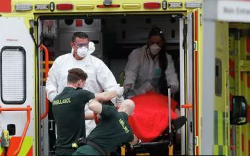 Britaniyada son sutkada 48 mindən çox koronavirusa yoluxma qeydə alınıb