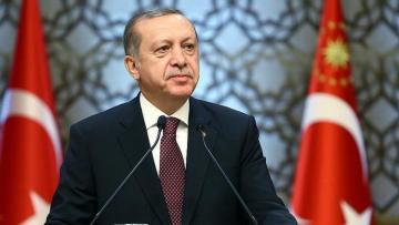 Эрдоган: Я выполнил свое обещание присоединиться к кампании по вакцинации