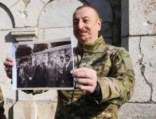 Президент Азербайджана: В последний раз я приезжал в Шушу 39 лет назад