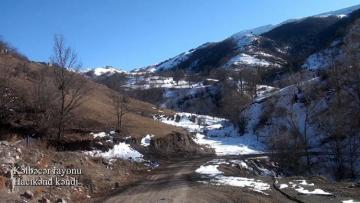 Kəlbəcərin Hacıkənd kəndi - [color=red]VİDEO[/color]