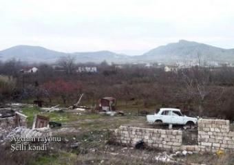 Село Шелли Агдамского района - [color=red]ВИДЕО[/color]