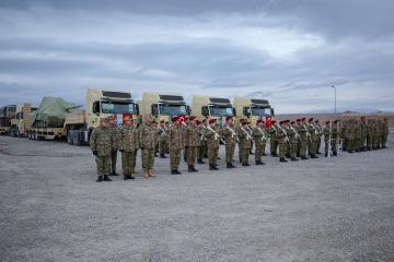 Военнослужащие Отдельной общевойсковой армии примут участие в Зимних учениях-2021 - [color=red]ФОТО - ВИДЕО[/color]
