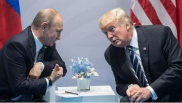 СМИ узнали, куда делись записи переводчика со встречи Трампа и Путина