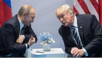 Media Tramp və Putinin görüşü zamanı tərcüməçinin qeydlərinin hara getdiyini öyrənib