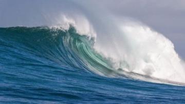 Xəzər dənizində dalğanın hündürlüyü 2.8 metrə çatıb – [color=red]Faktiki hava[/color]