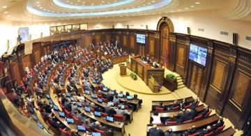 Armenian Parliament does not include issue of compliance of trilateral statement with country's laws in agenda