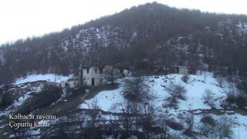 Kəlbəcərin Çopurlu kəndinin [color=red]GÖRÜNTÜLƏRİ[/color]