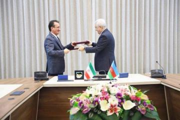 Azərbaycan və İran arasında dəmir yolları üzrə əməkdaşlıq sazişi imzalanıb