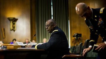 Кандидат на пост главы Пентагона назвал Россию основным вызовом для США