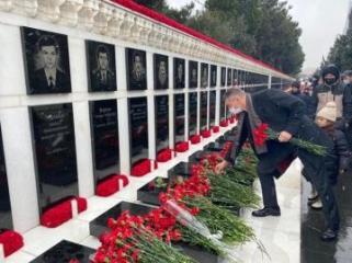 Посол Украины: В истории каждой нации есть свои трагические страницы, для Азербайджана это 20 января