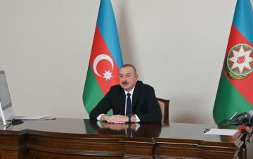"""Azərbaycan Prezidenti: """"Xəzər mehriban qonşuluq, əməkdaşlıq dənizidir"""""""