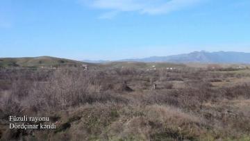 Füzulinin Dördçinar kəndinin [color=red]GÖRÜNTÜLƏRİ[/color]