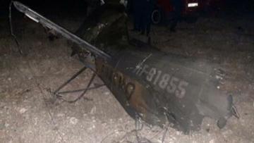 Азербайджан запросил правовую помощь от России по делу о сбитом Ми-24