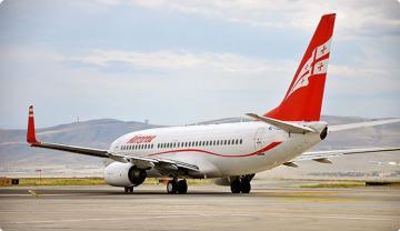 Грузия возобновляет регулярные авиарейсы