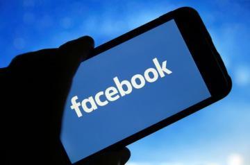 В работе Facebook в ряде стран произошел сбой