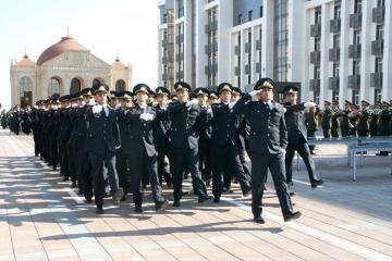 Объявлен набор курсантов в Полицейскую академию МВД Азербайджана