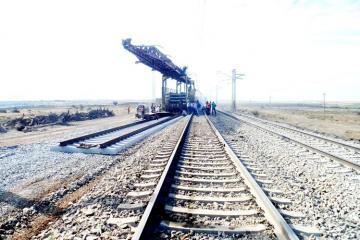 На ирано-азербайджанской границе начинается строительство железнодорожного терминала