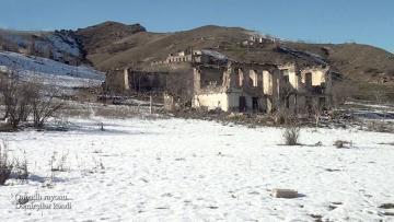 Qubadlının Dəmirçilər kəndi - [color=red]VİDEO[/color]