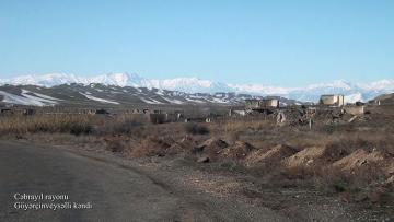 Село Геярчинвейселли Джабраильского района - [color=red]ВИДЕО[/color]