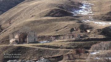 Село Алыбейли Кяльбаджарского района - [color=red]ВИДЕО[/color]
