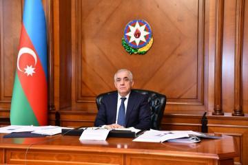 Обсуждены текущие проблемы в газовом хозяйстве Азербайджана