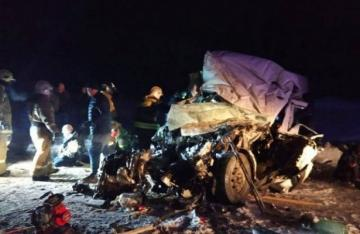 В России в ДТП с микроавтобусом погибли 11 человек - [color=red]ВИДЕО[/color]