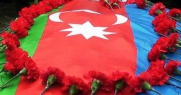Похороненные на общегородском кладбище Баку останки 18 шехидов перезахоронены на Аллее шехидов