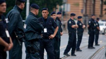 Полиция Хорватии ищет мужчину, убившего четырех человек