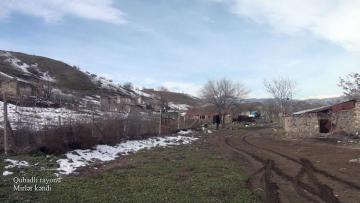 Qubadlı rayonunun Mirlər kəndindən görüntülər - [color=red]VİDEO[/color] - [color=red]FOTO[/color]