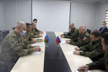 Азербайджан и Россия обсудили деятельность турецко-российского совместного мониторингового центра