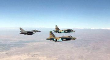"""Tasks of the last stage of """"Anatolian Eagle - 2021"""" International Flight-Tactical Exercises accomplished - [color=red]VİDEO[/color]"""