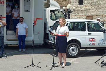 """Hande Harmanci: """"24,000 die of hypertension in Azerbaijan every year whereas their lives can be saved"""""""