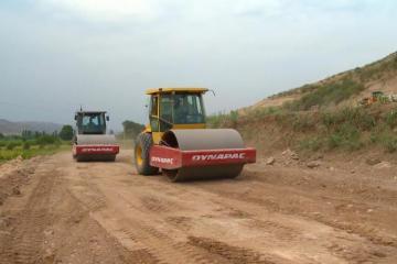 Xudafərin-Qubadlı-Laçın və Xanlıq-Qubadlı avtomobil yolları inşa edilir