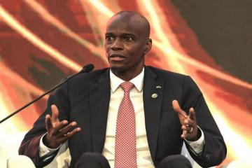 Haitian President Jovenel Moise assassinated in his home