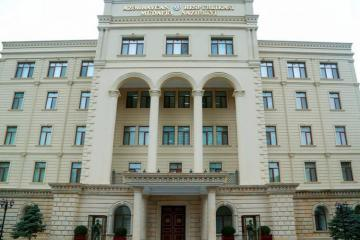 Armenian armed forces subjected to fire the positions of the Azerbaijan Army in the direction of Tovuz region