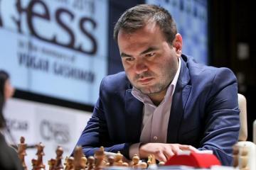 "Шахрияр Мамедъяров победил Гарри Каспарова в «Grand Chess Tour»-<span class=""red_color"">ОБНОВЛЕНО</span>-<span class=""red_color"">ВИДЕО</span>"