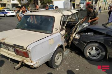 Traffic accidents killed 290, injured 698 in Azerbaijan during first half of this year
