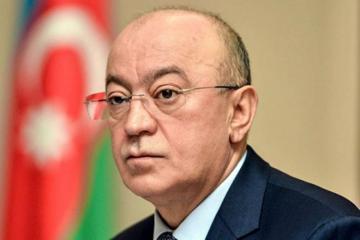 "Kamaladdin Heydarov awarded 1st degree ""For Service to the Fatherland"" order"