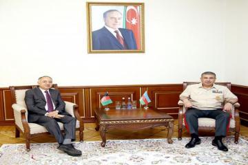 Посол выразил благодарность за вклад азербайджанских военнослужащих в миротворческую миссию в Афганистане