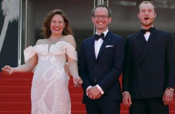 Гран-при Каннского фестиваля получили фильмы «Купе номер шесть» и «Герой»