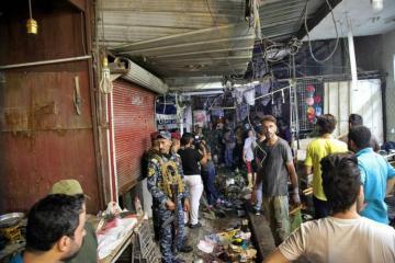 Теракт в Багдаде с 30 погибшими совершила смертница