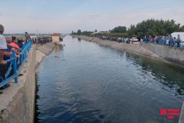 """Обнаружено тело мужчины, утонувшего в канале в Шямкире -<span class=""""red_color"""">ОБНОВЛЕНО-1</span>-<span class=""""red_color"""">ФОТО</span>"""