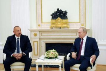 Путин: Москва и Баку работают над тем, чтобы развернуть совместное производство вакцин в Азербайджане