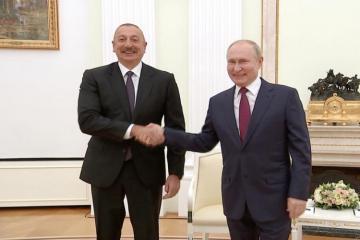 """Ильхам Алиев: Мы настроены решительно на то, чтобы постконфликтный период протекал безболезненно -<span class=""""red_color"""">ВИДЕО</span>-<span class=""""red_color"""">ОБНОВЛЕНО</span>"""