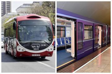 До 30 августа в выходные дни общественный транспорт не будет работать