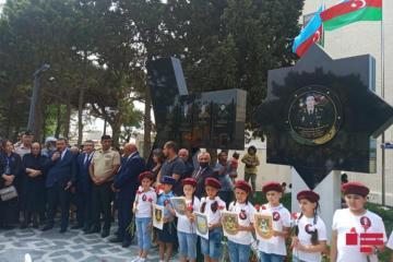 Park named after Polad Hashimov inaugurated in Baku