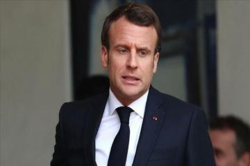 Макрон: Франция будет работать над восстановлением мира между Арменией и Азербайджаном